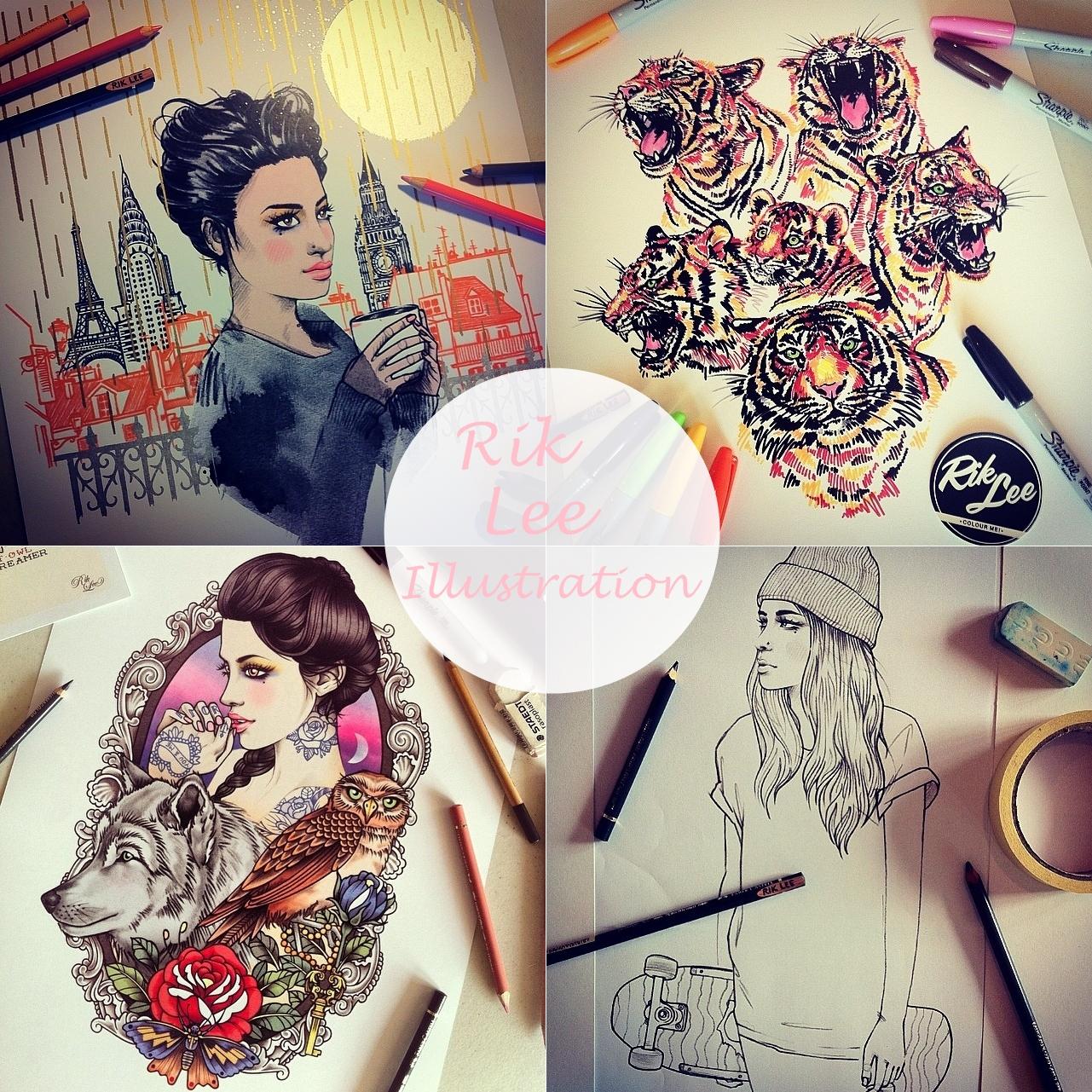 instagram-ilustração