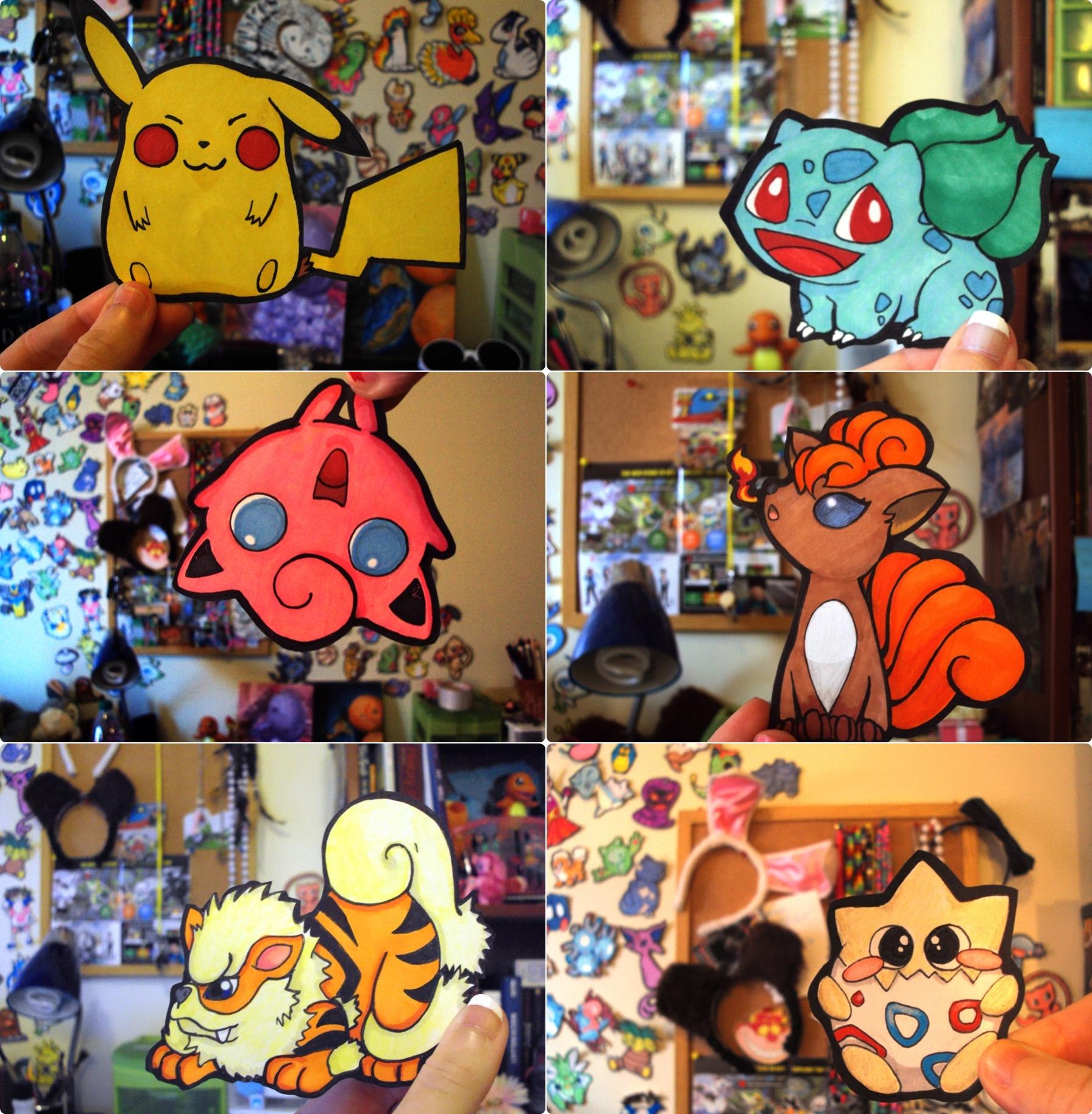 decoração-pokemon