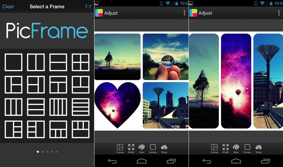 Top photo frame apps: Increase your popularity on social media ...