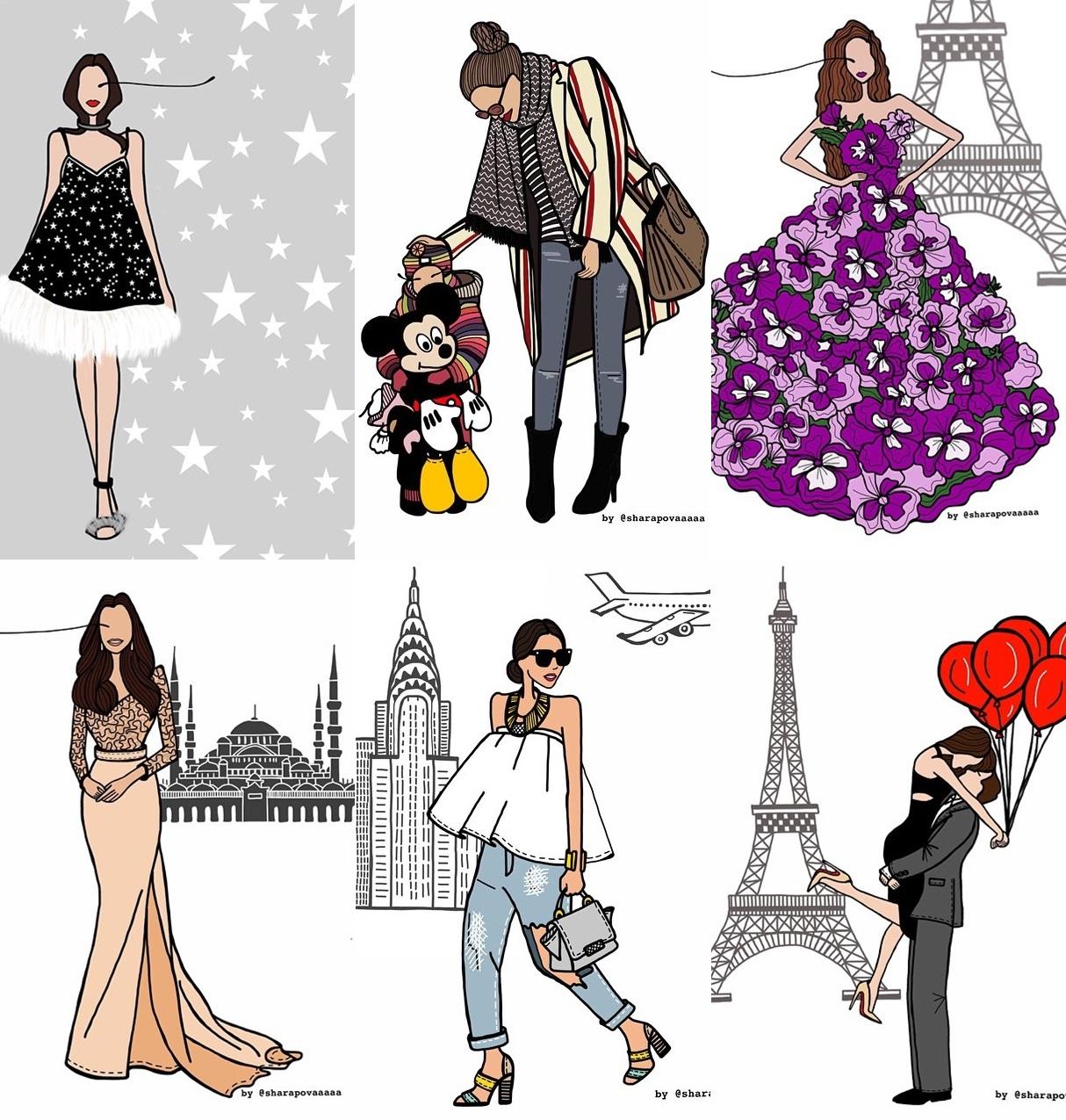 ilustração-fashion-elvira