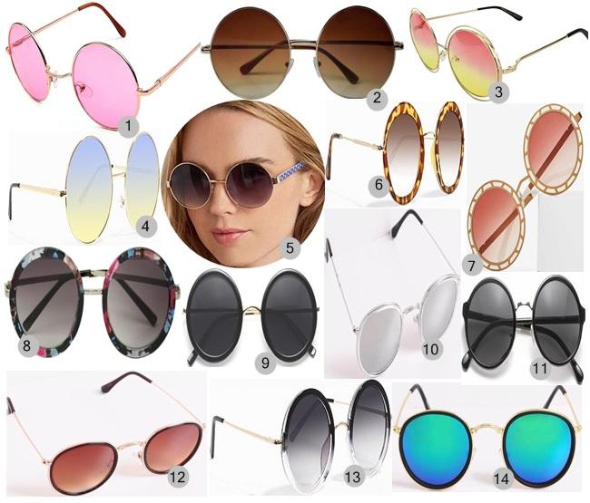 4429e593a5384 Onde comprar maxi óculos redondos na internet