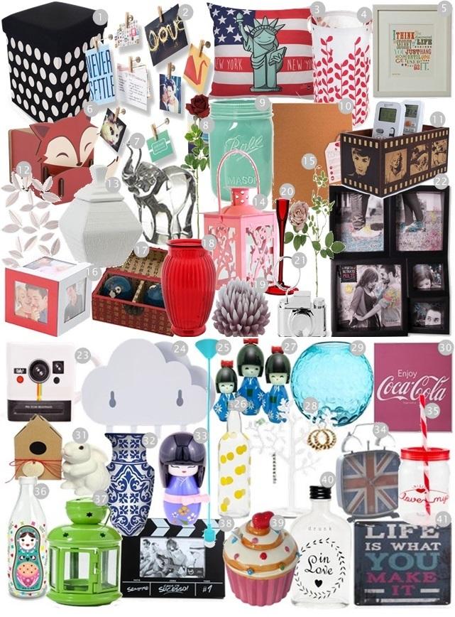Itens decora o archives dose de ilus o dose de ilus o - Objetos decoracion baratos ...