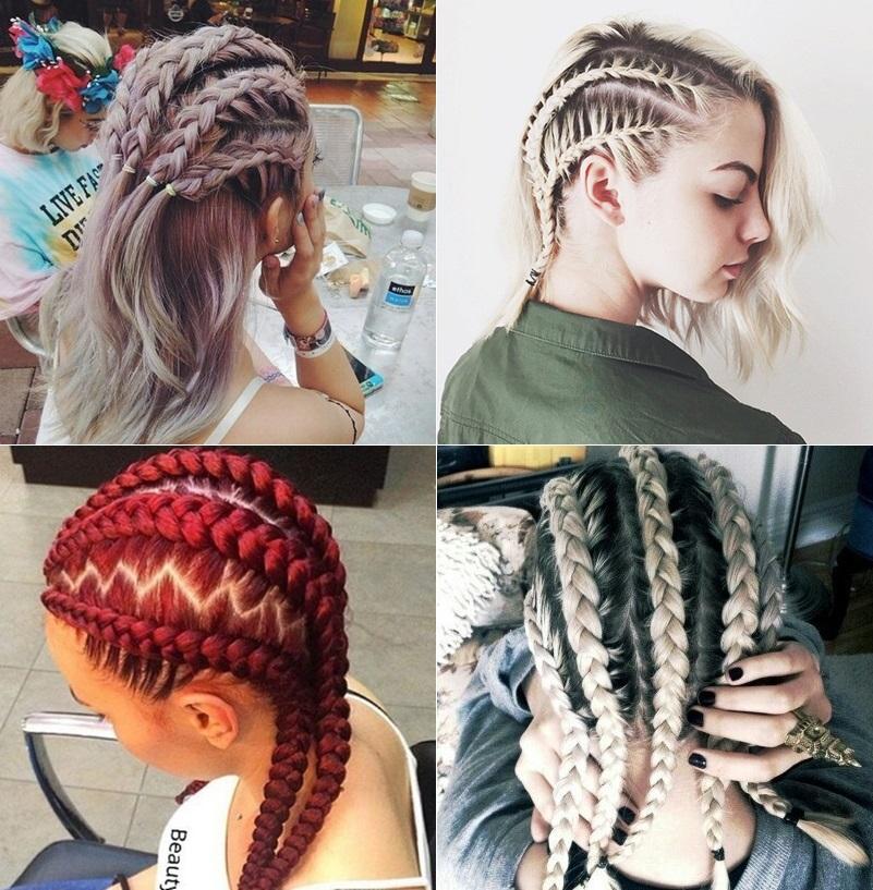 cabelo-trança-embutida-tendência