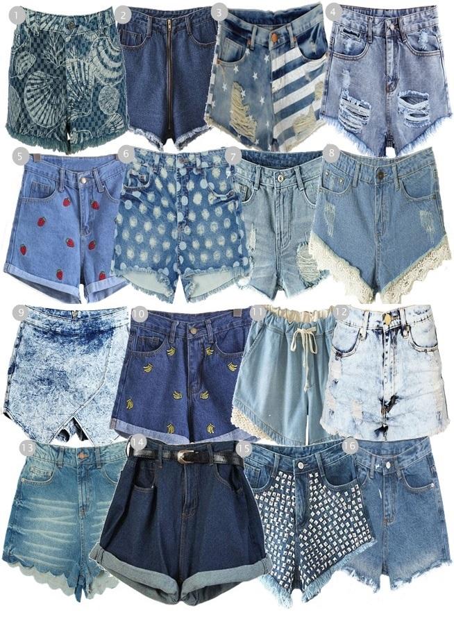 comprando-short-jeans-na-internet