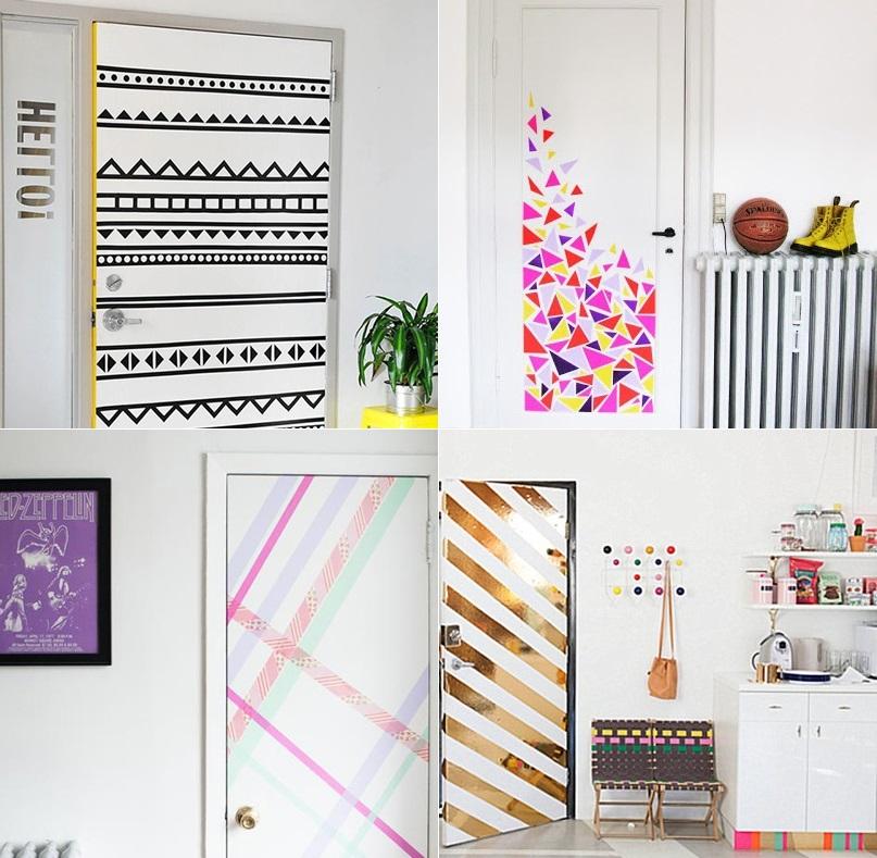 ideias-de-decoração-porta