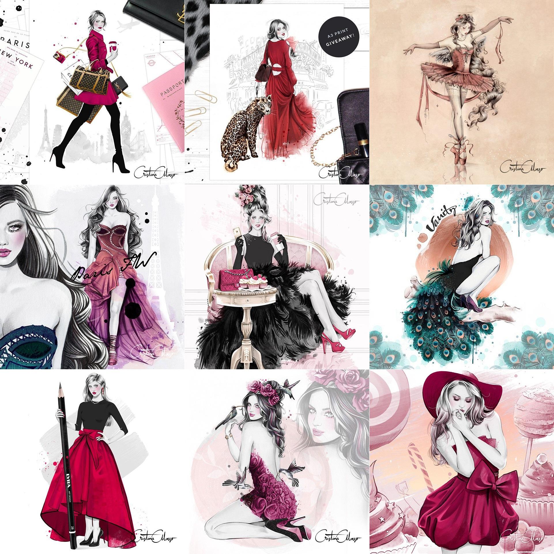 ilustração-moda-cristina-alonso
