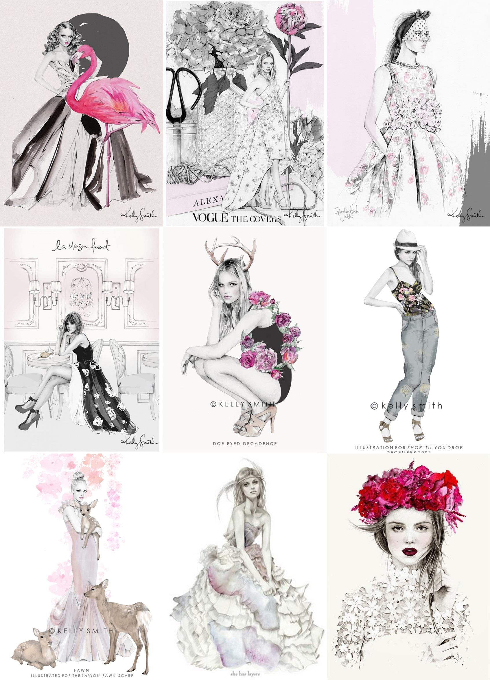 ilustração-moda-kelly