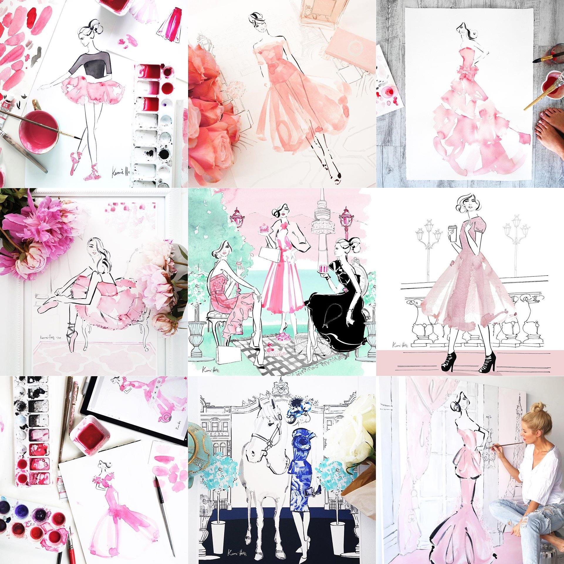 ilustração-moda-kerrie