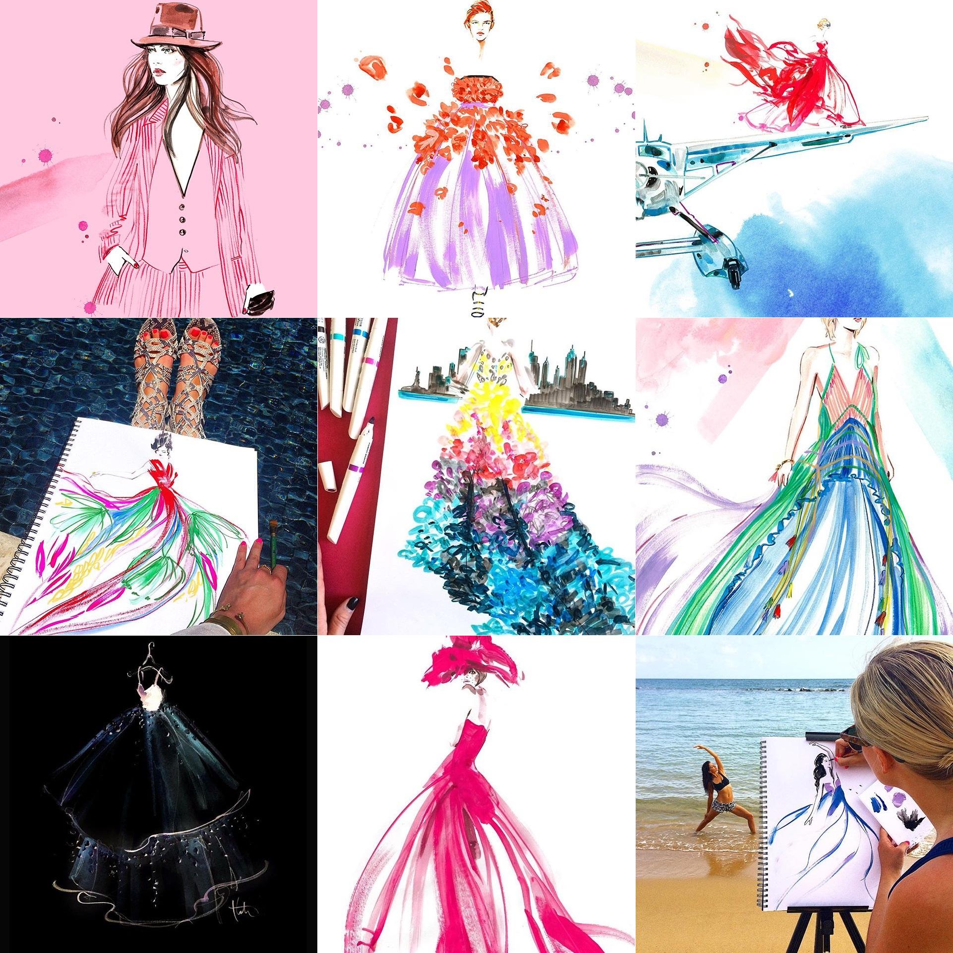 ilustração-moda-meagan