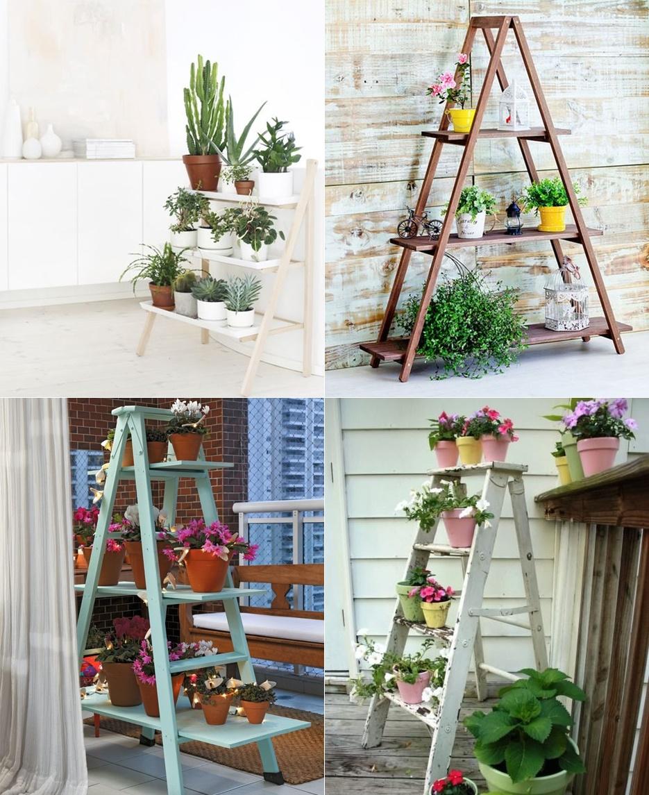 decoração-escadas-jardinagem
