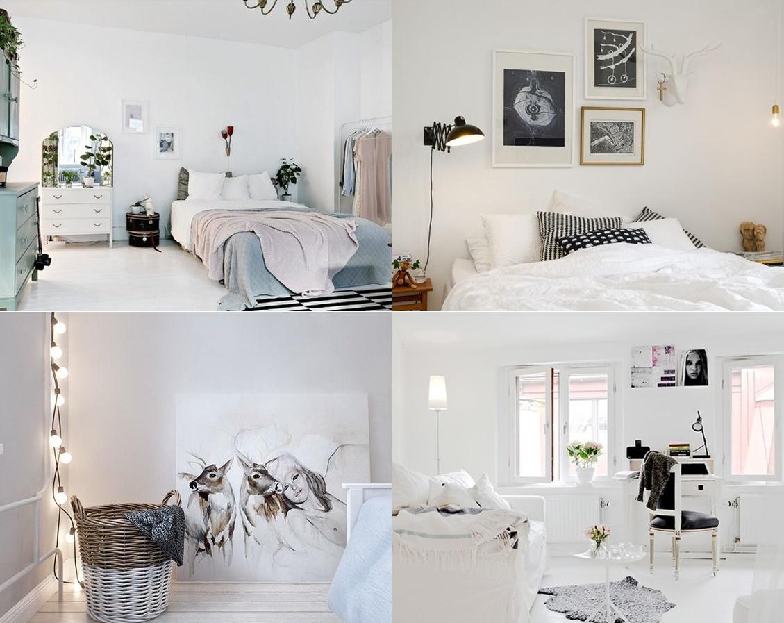 decoração-estilo-escandinavo-no-quarto