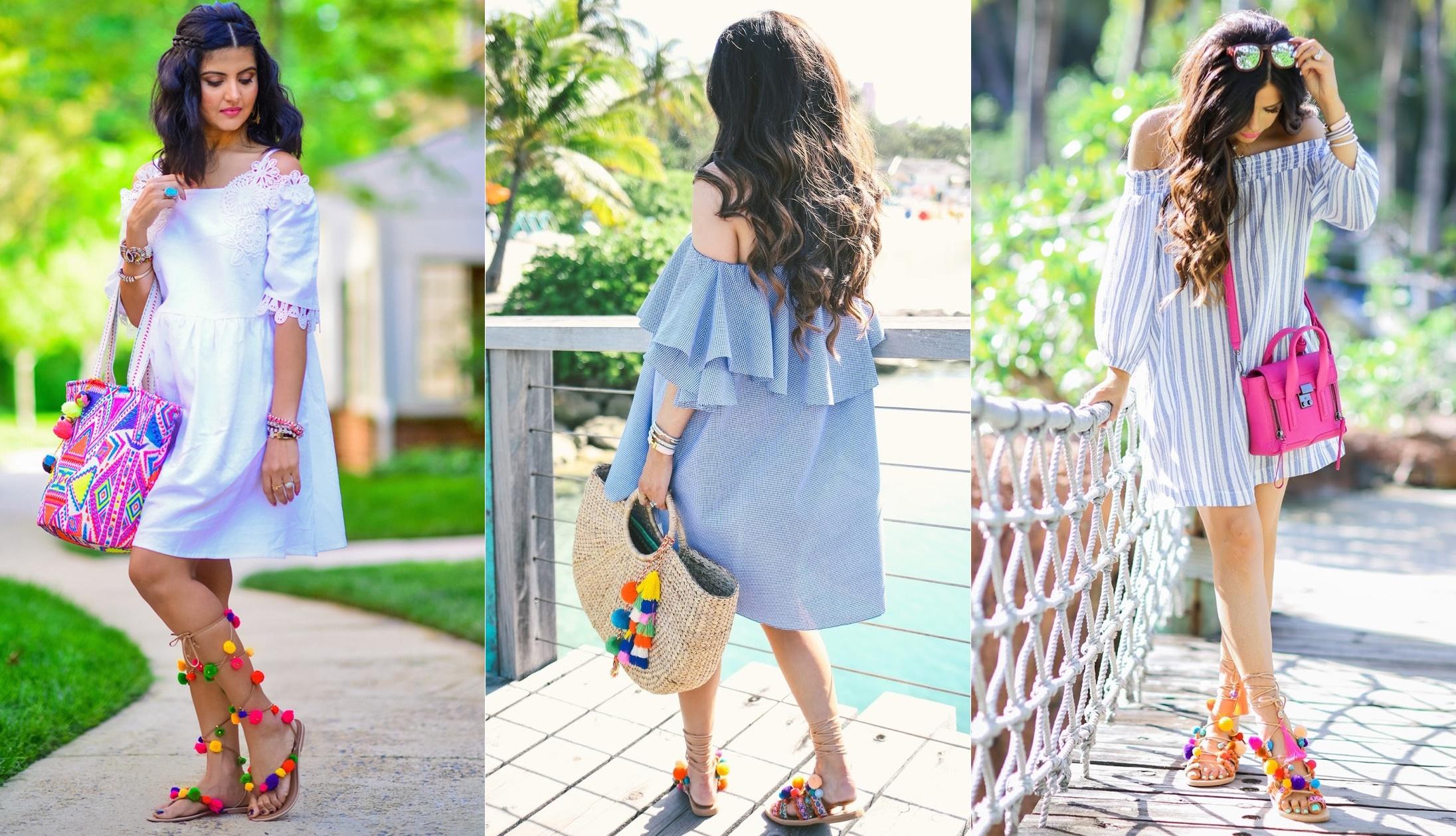 tendencia-moda-sandálias-de-pom-pom