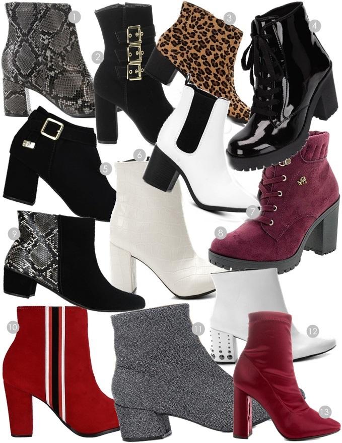65bf22f03 Então, já pode corre para o guarda-roupa e começar á usar as indispensáveis  botas: que ótima amiga nos dias frios e ainda deixar o ...