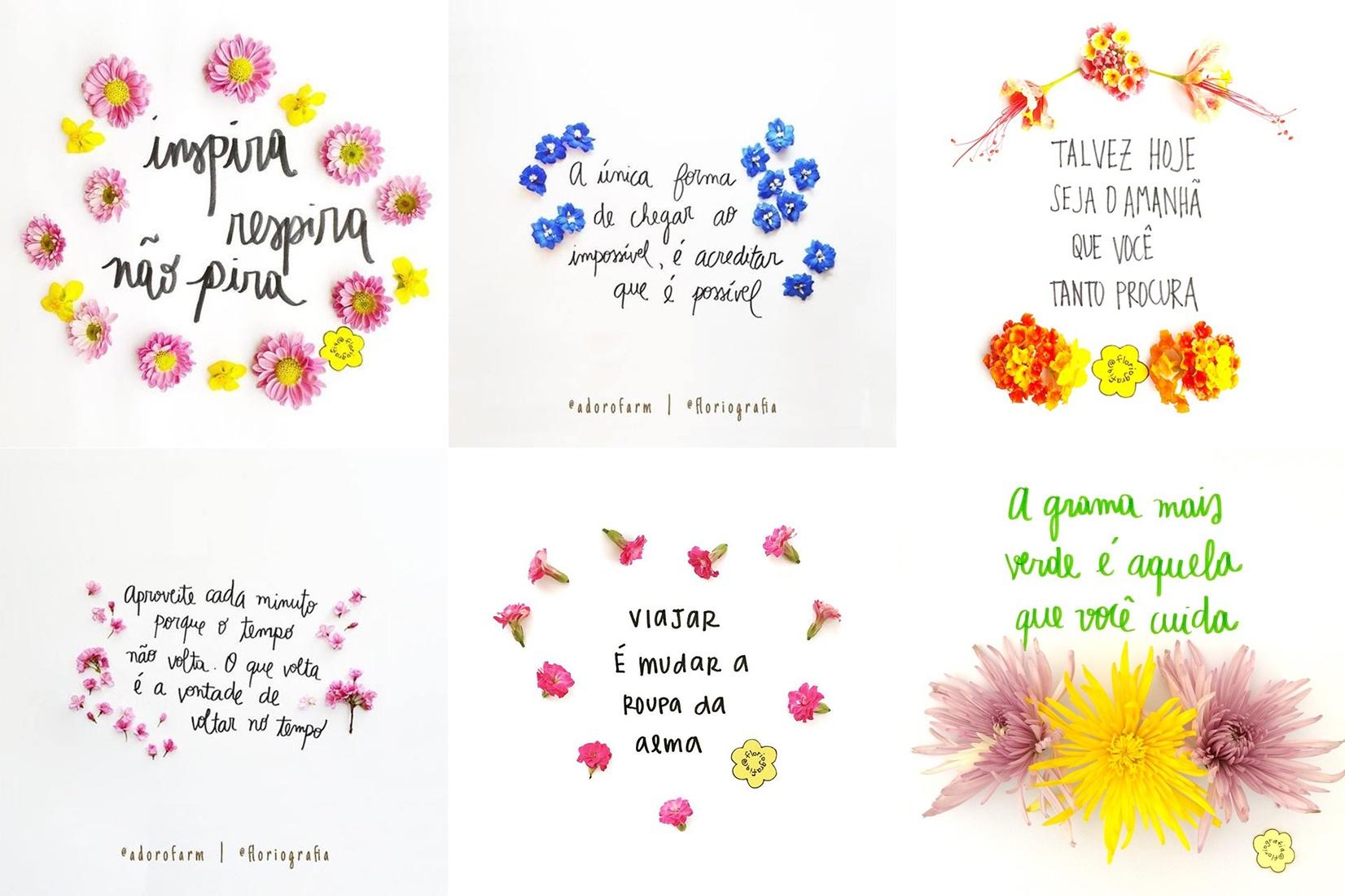 Frases Para Fotos No Instagram Reflexão Da Mensagem E Da